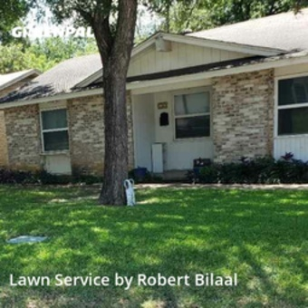 Lawn Carein Euless,76039,Lawn Mowing by Ask Halal Landscaping, work completed in Jul , 2020