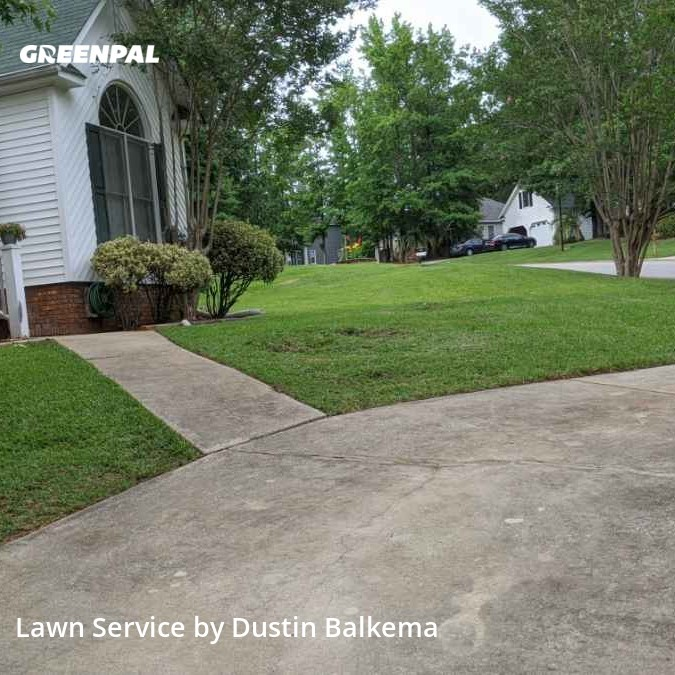 Lawn Mowingin Lexington,29072,Lawn Service by Bi G Lawn Service, work completed in Aug , 2020