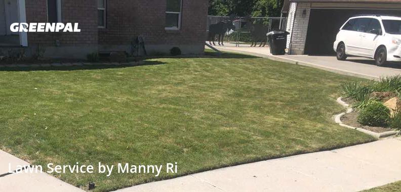 Grass Cuttingin West Jordan,84084,Lawn Cutting by Sunny Side Mowe, work completed in Jul , 2020