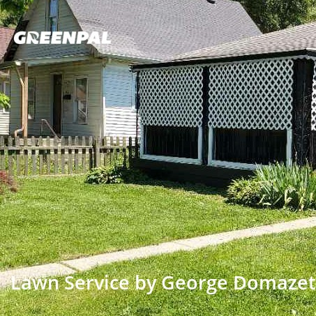 Lawn Mowing Servicein Indianapolis,46203,Lawn Maintenance by Weed Em' Out Lawns, work completed in Jul , 2020