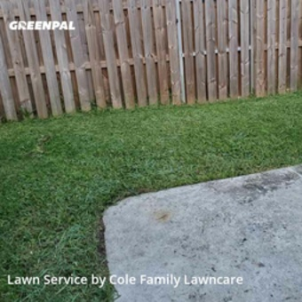 Grass Cuttingin Davie,33325,Lawn Mowing Service by Cole Family Lawncare, work completed in Jul , 2020