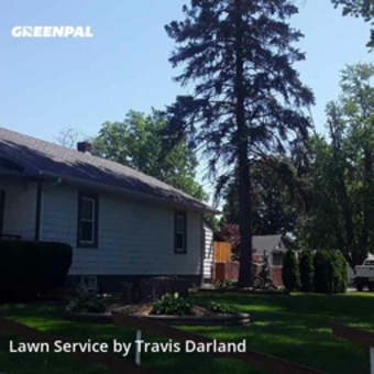 Lawn Mowingin Granite City,62040,Lawn Service by The Grass Guys , work completed in Jul , 2020