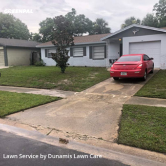 Lawn Carein Winter Springs,32708,Lawn Cutting by Dunamis Lawn Care , work completed in Jul , 2020