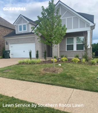 Lawn Care Servicein Hermitage,37076,Grass Cutting by Southern Roots Lawn , work completed in Sep , 2020