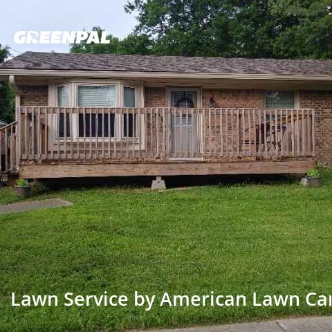 Yard Mowingin Jeffersonville,47130,Lawn Mowing by American Lawn Care, work completed in Sep , 2020