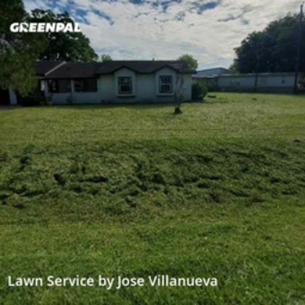 Lawn Cuttingin Aldine,77060,Lawn Care by Northstar Mowlawn , work completed in Oct , 2020