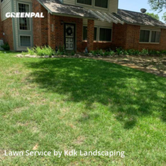 Lawn Mowing Servicein Flower Mound,75028,Lawn Mowing Service by Kdk Landscaping, work completed in Oct , 2020