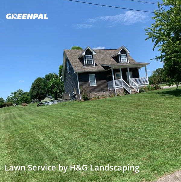 Lawn Maintenancein Portland,37148,Lawn Mowing by H&G Landscaping , work completed in Jul , 2020