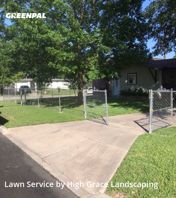 Lawn Mow nearby San Antonio, TX, 78227