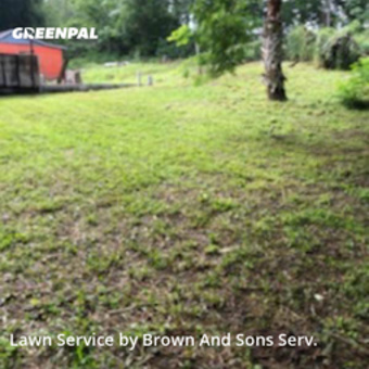 Grass Cutin Apopka,32703,Lawn Mowing Service by Brown And Sons Serv., work completed in Aug , 2020