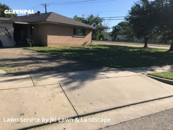 Lawn Cutin Lewisville,75057,Lawn Care Service by Jkl Lawn & Landscape, work completed in Jul , 2020