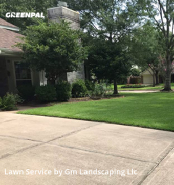 Lawn Mowing Servicein Sugar Land,77479,Lawn Maintenance by Gm Landscaping Llc, work completed in Jul , 2020