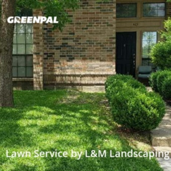 Grass Cuttingin Mesquite,75149,Lawn Service by L&M Landscaping, work completed in Jul , 2020