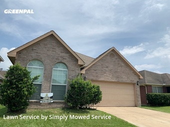 Lawn Mowingin Missouri City,77489,Lawn Mowing by Simply Mowed Service, work completed in Jul , 2020