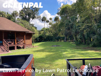 Lawn Cuttingin Oviedo,32765,Lawn Mowing by Lawn Patrol Landscape, work completed in Oct , 2020