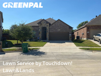 Lawn Mowin Denton,76210,Lawn Cut by Touchdown! Lawn&Lands, work completed in Sep , 2020