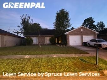 Yard Mowing nearby Atascocita, TX, 77396