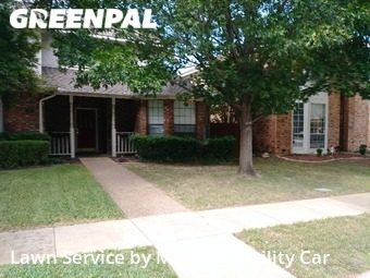 Yard Cuttingin Coppell,75019,Lawn Mowing Service by Matlock Facility Car, work completed in Oct , 2020
