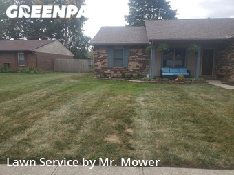 Lawn Mowin Dayton,45424,Grass Cut by Mr. Mower, work completed in Oct , 2020