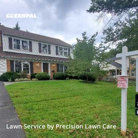 Grass Cuttingin Gaithersburg,20877,Lawn Care by Precision Lawn Care , work completed in Sep , 2020