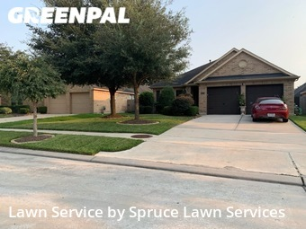 Grass Cut nearby Houston, TX, 77044