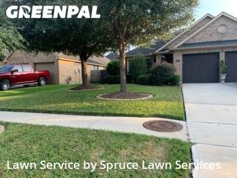 Lawn Cutting nearby Houston, TX, 77044