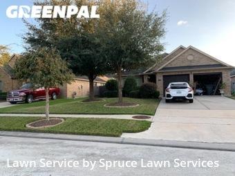 Lawn Cut nearby Houston, TX, 77044