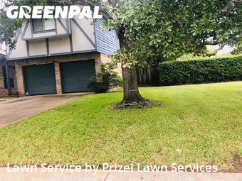Grass Cutin Sugar Land,77498,Yard Mowing by Prizel Lawn Services, work completed in Oct , 2020
