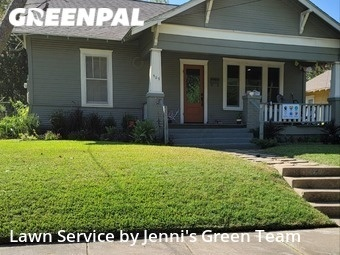 Lawn Mowingin Denton,76201,Grass Cutting by Jenni's Green Team, work completed in Sep , 2020