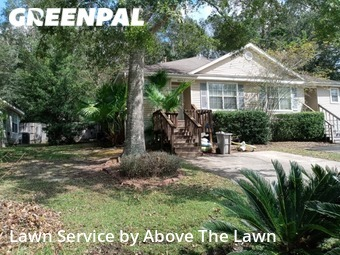 Lawn Servicein Pensacola,32514,Lawn Service by Above The Lawn, work completed in Sep , 2020