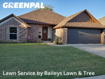 Lawn Care Servicein Flint,75762,Yard Mowing by Baileys Lawn & Tree , work completed in Oct , 2020