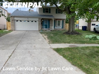 Lawn Mowin Toledo,43612,Lawn Mowing by Jlc Lawn Care, work completed in Oct , 2020