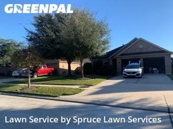 Lawn Mowing nearby Houston, TX, 77044
