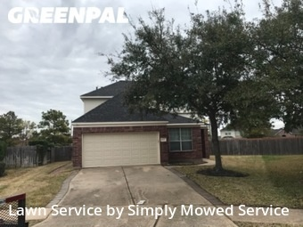 Lawn Mow in Cypress, 77429, Lawn Mowing Service by Simply Mowed Service, work completed in 19 Jan, 2021