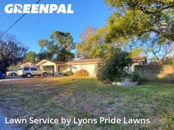 Lawn Mow in New Port Richey, 34653, Lawn Mowing by Lyons Pride Lawns, work completed in 20 Jan, 2021