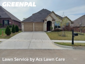 Lawn Mowing Service nearby 포트워스, TX, 76137
