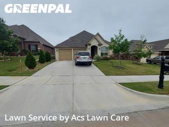 Grass Cutting nearby 포트워스, TX, 76137