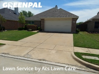 Grass Cut nearby Fort Worth, TX, 76244