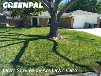 Yard Mowing nearby Watauga, TX, 76182