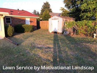 Grass Cut in Augusta, 30906, Lawn Mow by Motivational Landscap, work completed in 22 Apr, 2021