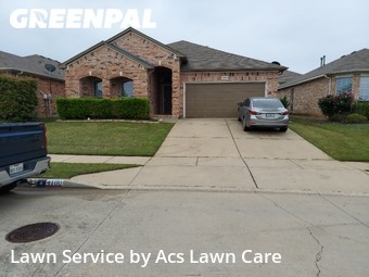 Lawn Mow nearby Fort Worth, TX, 76244