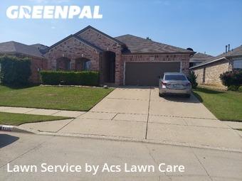 Yard Cutting nearby Fort Worth, TX, 76244
