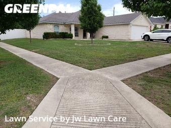 Yard Mowing nearby Killeen, TX, 76549