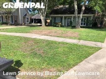 Grass Cut nearby Baton Rouge, LA, 70816