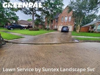 Yard Mowing nearby Katy, TX, 77494
