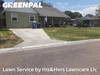 Lawn Mow nearby St. Petersburg, FL, 33710