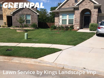 Lawn Mowing Service nearby Fort Worth, TX, 76120