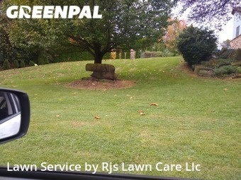 Yard Mowing in Easton, 18045, Yard Cutting by Rjs Lawn Care Llc, work completed in 26 Oct, 2021