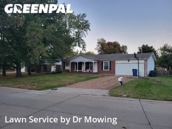 Lawn Cut in Florissant, 63033, Lawn Mowing by Dr Mowing, work completed in 26 Oct, 2021