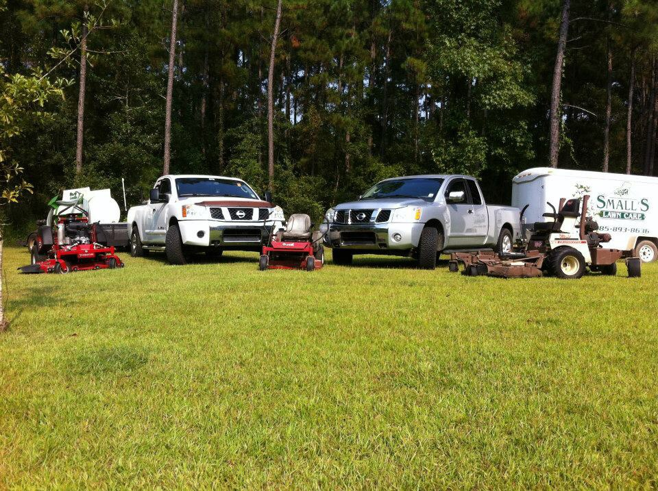 Yard mowing company in Covington, LA, 70435